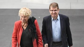 Stegner und Schwan: SPD nicht über Koalitionen definieren