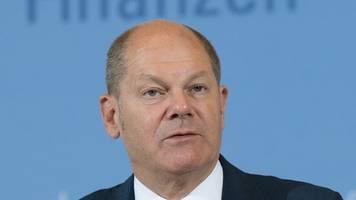 Partnerin gesucht - Bericht: Scholz erklärt sich für SPD-Vorsitz bereit