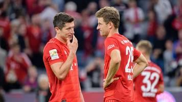 57. Bundesliga-Saison: Bayern-Fehlstart trotz Lewandowski-Doppelpack