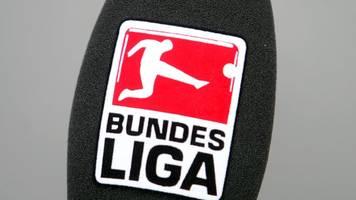 Bundesliga: Drei Spiele im Westen - Topspiel in Gladbach