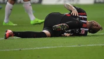 europa-league-quali: eintracht frankfurt schlägt fc vaduz – sorge um russ