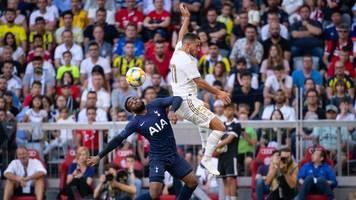 Primera Division - Real Madrid im Pech: Neuzugang Eden Hazard verletzt