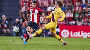titelverteidiger barcelona startet mit pleite in neue saison