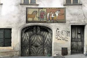 Maroder Bau am Milchberg: Jetzt gibt es Pläne für die Alte Schmiede