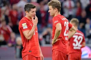 Bayern-Fehlstart trotz Lewandowski-Doppelpack
