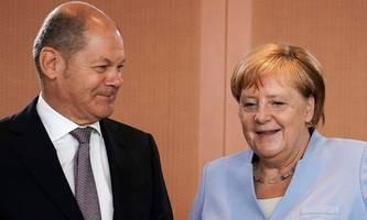 Deutschland will bei Konjunkturkrise schwarze Null opfern