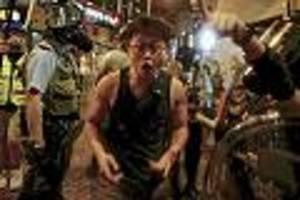 """""""Gewalt als Option steht zur Verfügung"""" - Proteste in Hongkong: Chinesische Staatszeitung veröffentlicht aggressive Warnung"""