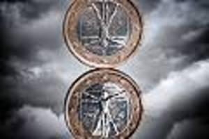 Verheerende Folgen - Hart wie die D-Mark? EZB macht Euro immer mehr zur Weichwährung