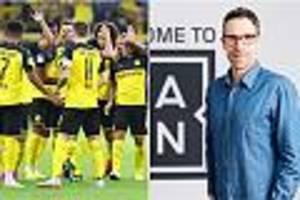 """Bundesliga-Vorschau von FOCUS Online - BVB: """"DAZN""""-Kommentator Jan Platte hält Einbruch diese Saison für ausgeschlossen"""