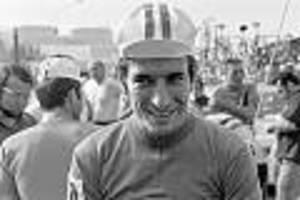 Er gewann alle drei großen Rundfahrten - Italienische Radsport-Legende Gimondi stirbt mit 76 Jahren