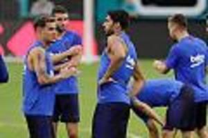 Live im TV nach Bundesliga-Start - Salihamidzic bestätigt bevorstehenden Coutinho-Transfer zum FC Bayern