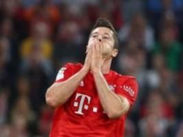 Fußball-Bundesliga: Bayern spielt nur 2:2 gegen Hertha