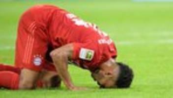 FC Bayern – Hertha BSC 2:2: Bayern siegt nur auf dem Transfermarkt