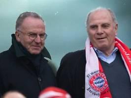Kader so, wie vorgestellt: Hoeneß erklärt Transfersommer für beendet