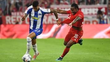 Nach Kurz-Einsatz gegen Hertha BSC: Ärger bei den Bayern: Kovac verdonnert Sanches zu hoher Geldstrafe