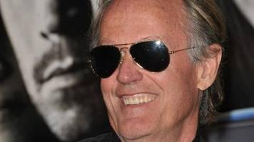 peter fonda: große trauer um den easy rider-star