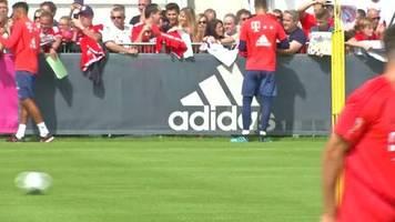 Video: Bayern-Fans heiß auf Neuzugang Coutinho