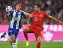 Hertha BSC und der süße Schmerz