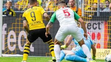 1. Spieltag: Erfolgreicher Start der Titelmission: BVB schlägt Augsburg