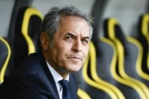 Ex-Bundesliga-Trainer: Marcel Koller muss nach Fahrradsturz Pause einlegen