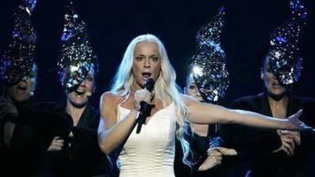 malena ernman: sie sang für schweden beim esc - das ist greta thunbergs mutter