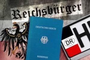 ideologie: verfassungsschutz registriert mehr reichsbürger in hamburg