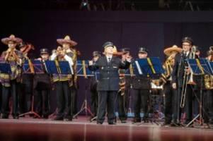 Konzert-Tipp: Polizeiorchester Hamburg in Planten un Blomen