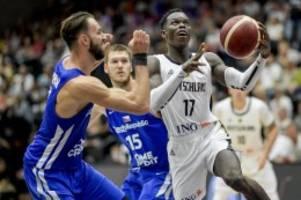 Supercup: NBA-Star führt deutsche Basketballer in Hamburg zum Sieg