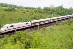 Deutsche Bahn: ICE nach Hamburg aus Terror-Angst evakuiert