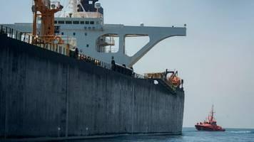 Grace 1: Iranischer Tanker soll Gibraltar trotz US-Anordnung doch bald verlassen