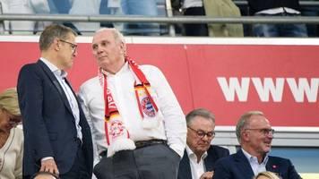 Bayern-Präsident - Hoeneß: Kader wie wir uns das vorgestellt haben