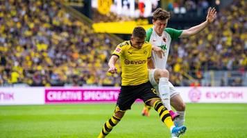 Erfolgreicher Titelmissions-Start: BVB schlägt Augsburg 5:1