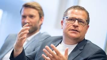 Gladbach-Sportdirektor: Eberl überrascht von Cuisance-Wechsel zum FC Bayern
