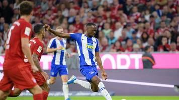 Hertha-Neuzugang: Lukebakio ärgert Bayern wieder - Kovac-Kompliment