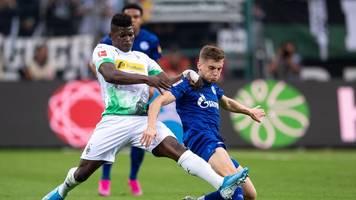 Kein Klopp-Fußball: Gladbach und Schalke trennen sich torlos
