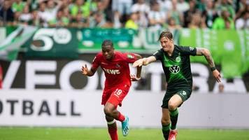 VfL Wolfsburg verdirbt die Kölner Bundesliga-Rückkehr