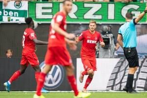 Ein bisschen bitter für uns: Kölner Rückkehr missglückt