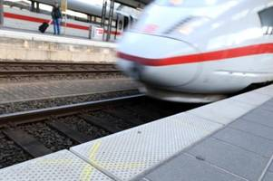Zugstrecke zwischen Gersthofen und Augsburg-Oberhausen wieder frei
