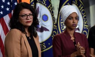 Trumps Twitterfehde mit Musliminnen