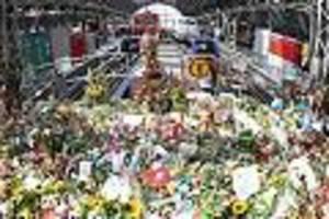Mann stieß Jungen vor ICE - Frankfurter-Hauptbahnhof-Tragödie: Angehörige nehmen Abschied von getötetem 8-Jährigen
