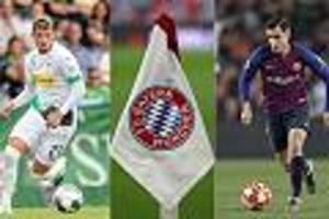 """Münchner Neuzugänge - FC Bayern: Salihamidzic verspricht mit Coutinho und Cuisance """"Spektakuläres"""""""