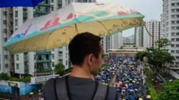 Proteste in Hongkong: Die befürchteten Krawalle blieben aus