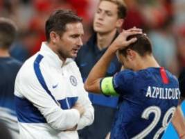FC Chelsea: Alptraum-Start für die Vereinslegende
