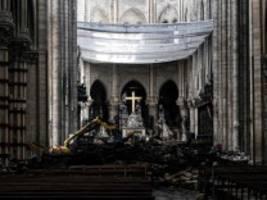 Wissenschaftler in Notre-Dame: Lasst uns gotisch sein!