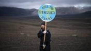 Okjökull: Island erklärt erstmals einen Gletscher für tot