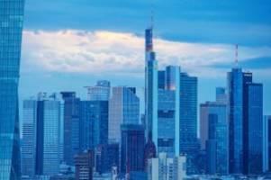 bankenverband: wie der finanzplatz frankfurt vom brexit profitiert