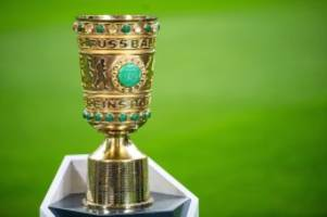 DFB-POKAL: DFB-Pokal: Hertha empfängt Dresden, Union muss nach Freiburg