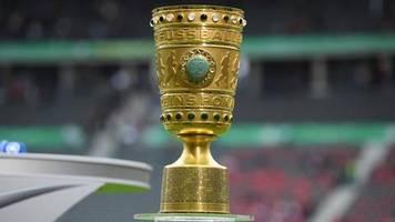 DFB-Pokal-Auslosung: BVB erwischt schweren Gegner, Bayern gegen Zweitligisten