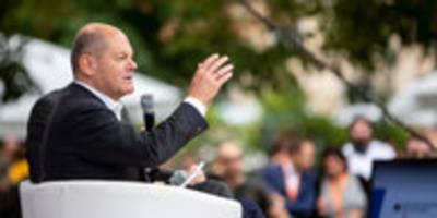 Streit um Solidaritätszuschlag: Scholz bleibt bei seinem Soli-Plan