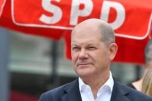 Suche nach Nahles-Nachfolge: SPD-Vorsitz: Olaf Scholz bewertet Lage neu